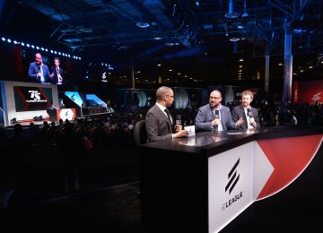What is ELEAGUE?