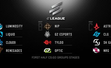 ELEAGUE Regular Season's Format Announced