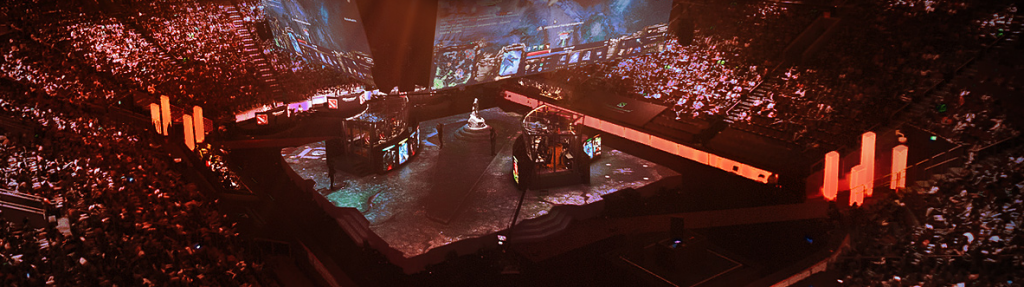The International 2016 Arena
